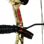 An image of the thinline grip of PSE Stinger 3g