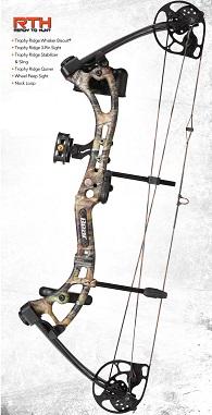 Image of Bear Apprentice 3 bow