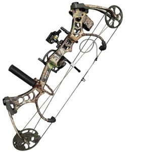Image of the Bear Archery Legion with ready to hunt package
