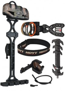 An image of the FUSE accessory package for Hoyt Charger